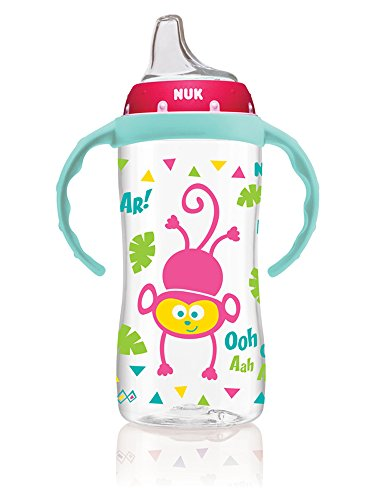 NUK Jungle Designs Learner Cup, 10-Ounce