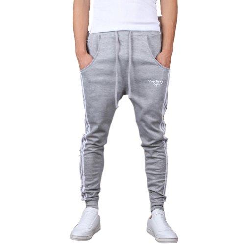 mooncolour-mens-casual-slim-fit-jogging-harem-pants-gray-m