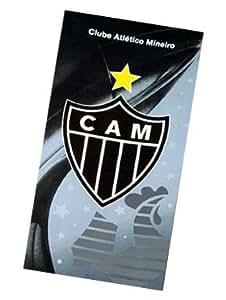 Toalha de Praia Oficial do Atlético Mineiro Modelo 02: Home & Kitchen