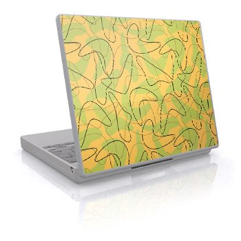 Key Lime Design Skin Decal Sticker Cover for Laptop Notebook Computer - 15