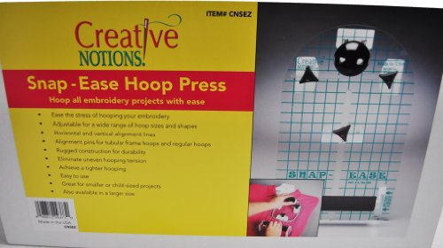 Sewing Snap Ease Hoop Press Cnsez front-260648