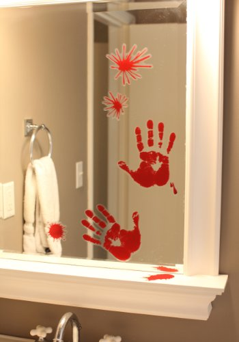 Bloody-Handprint