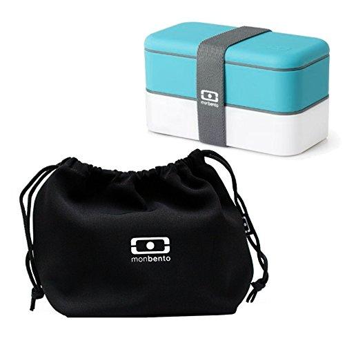 awardpedia monbento original bento box grey white. Black Bedroom Furniture Sets. Home Design Ideas
