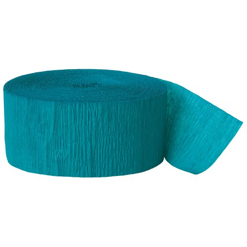 For Sale! Party Streamer, 81-Feet, Teal Green