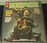 img - for Eerie Magazine #38 (Special Holiday Issue. 68 Illustrated Pages of Terror and Suspense) book / textbook / text book