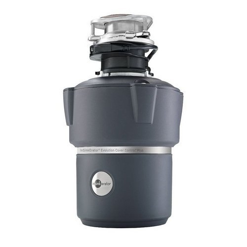 In-Sink-Erator/Masterplumber COVER CONTROL PLUS Evolution Batch-Feed Food Waste Disposer, 3/4-HP - Quantity 1 (Insinkerator Evolution Control compare prices)