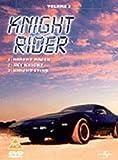 Knight Rider: Volume 2 - Knight Racer/Sky Knight/Knight Sting [DVD]