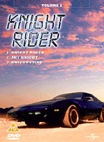 Knight Rider - Volume 2 [DVD]