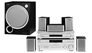 Sony HT-6800DP 5-Disc Progressive Scan Home Theater System (Discontinued by Manufacturer)
