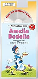 Amelia Bedelia Book and CD (I Can Read Book 2)