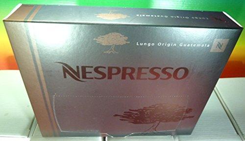 Nespresso Lungo Origin Guatemala PRO COFFEE 50 Capsules  -> Nespresso Zenius Capsules