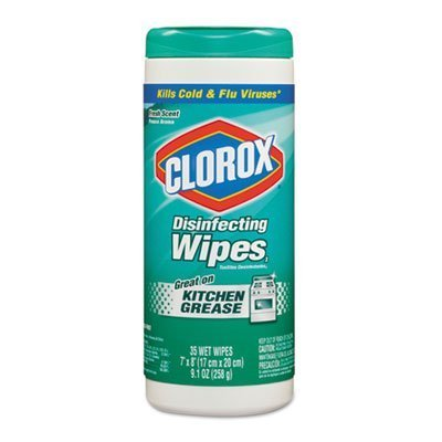 clorox-fresh-scent-disinfecting-wet-wipes-cloth-7-x-8-35-per-canister-sold-as-2-packs-of-1-total-of-
