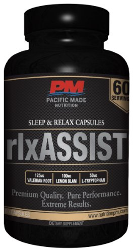 Rlxassist - Best Natural Sleep Supplement | 100% Safe With No Side Effects | Sale Price!!! Order Now.