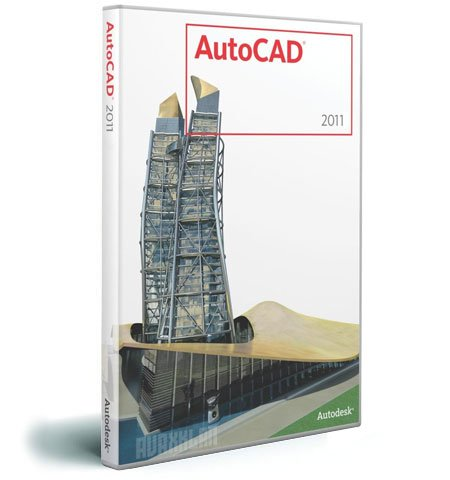 Autodesk Autocad 2011 Full Commercial front-902193