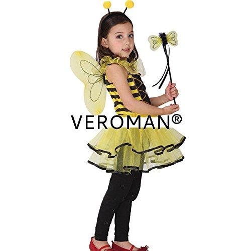 ⇒ハロウィン 子供用 ハチ コスチューム 衣装 仮装 コスプレ VEROMAN 3点セット 120cm