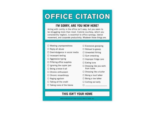 witty-memo-pad-office-citation-note