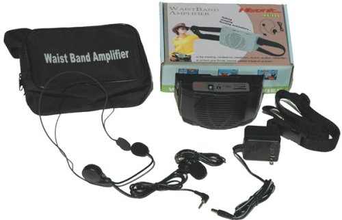 Hisonic Waistband Voice & Speech Amplifier, HS125