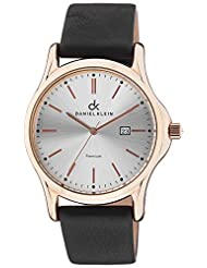 Daniel Klein Analog Silver Dial Men's Watch - DK10583-6