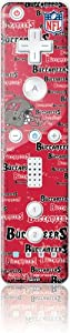 NFL - Tampa Bay Buccaneers - Tampa Bay Buccaneers - Blast - Wii Remote Controller -... by Skinit