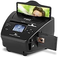 ION Audio PICS2SD Portable & Film & Slides & Photo Scanner (Black)