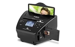 ION Pics2SD  Scanner de diapositives, négatifs et  photographies