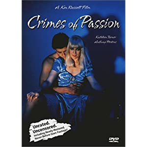 Amazon.com: Crimes of Passion: Kathleen Turner, Anthony Perkins ...