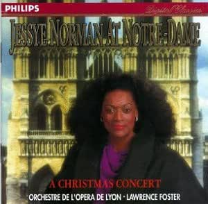 Jessye Norman at Notre-Dame - A Christmas Concert