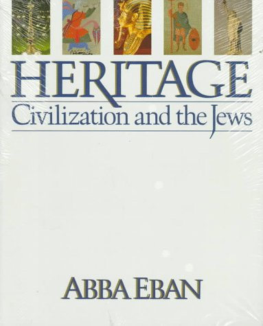 Heritage: Civilization and the Jews, Abba Eban