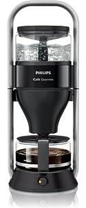Philips HD5407/60 Kaffeemaschine Cafe Gourmet (1300 Watt, 1 L, direkt Brühprinzip) schwarz