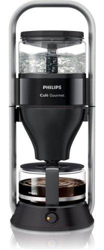 Philips Cafe Gourmet HD5407 - Kaffeemaschine - Schwarz (Philips Kettle Temperature compare prices)