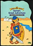 img - for David's great adventure (The beginners Bible) book / textbook / text book