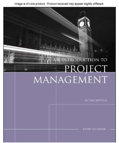 Fissure Project Management Simulation Demo CD-ROM for Schwalbe's Information Technology Project Management, 3rd