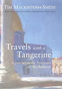 "Cover of ""Travels with a Tangerine"""