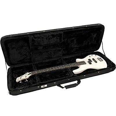 Armourdillo Lightweight Hard-Foam Case for Full-Size Bass Guitars