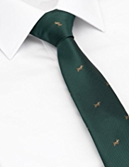 Limited Collection Scottie Dog Tie