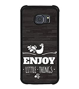 ifasho Designer Phone Back Case Cover Samsung Galaxy S6 G920I :: Samsung Galaxy S6 G9200 G9208 G9208/Ss G9209 G920A G920F G920Fd G920S G920T ( Blue Art Design Pattern )