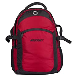 Wildcraft Cruiser Red Laptop Bag