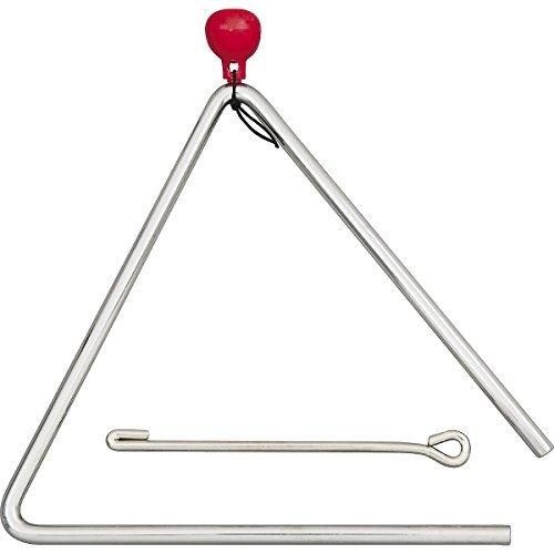 Rhythm Band Musical Steel Triangle 6 Inch - 1