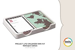 Project Life Childhood Mini Kit - Wellington Edition