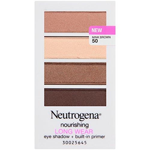 neutrogena nourishing long wear eye shadow plus primer mink brown ounce health beauty. Black Bedroom Furniture Sets. Home Design Ideas