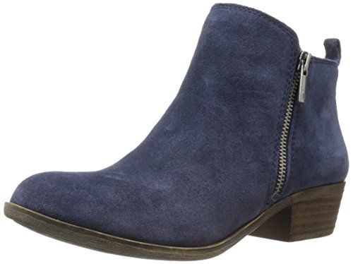 Lucky Women's Basel Boot, Bright Blue, 9.5 M US (Lucky Brand Made In Usa compare prices)