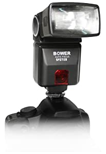 Bower SFD728C TTL Autofocus Flash for Canon E-TTL II