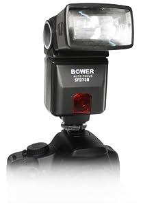 Bower SFD728C TTL Autofocus Flash for Canon E-TTL II