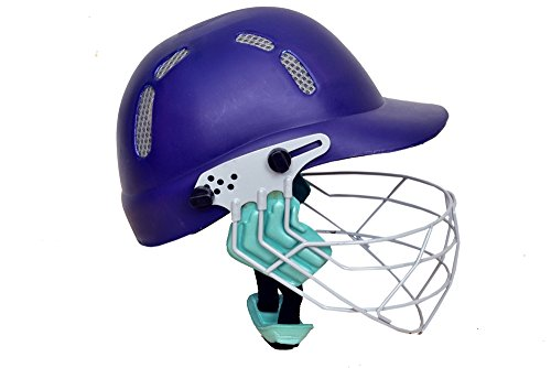 Flash FLASH Pro Cricket Helmet (Blue)