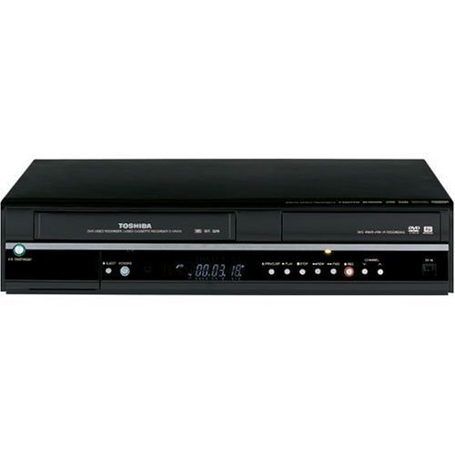 Toshiba D-VR600 Tunerless 1080i Up-Converting DivX Certified DVD Recorder VCR Combo