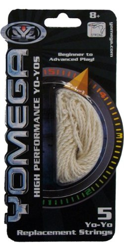 Yo-yo Replacement String - White