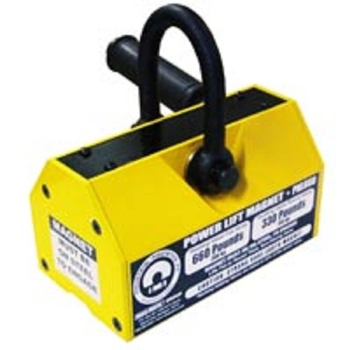Powerlift® Lift Magnet - Rare Earth 800 Lb. Lifting Capacity
