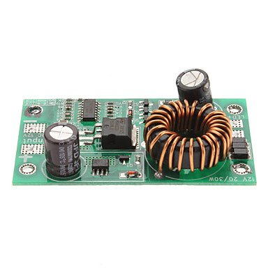 Luo Diy 20W 2X10 Led Power Supply Driver (12V)
