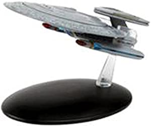 #23 Star Trek NEBULA Class DieCast Metal Ship-UK/Eaglemoss w Mag