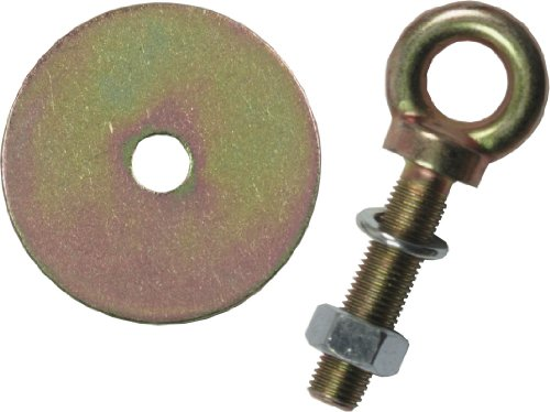 """G-Force 109L 1/2"""" 50mm Eyebolt with Nut and Washer"""